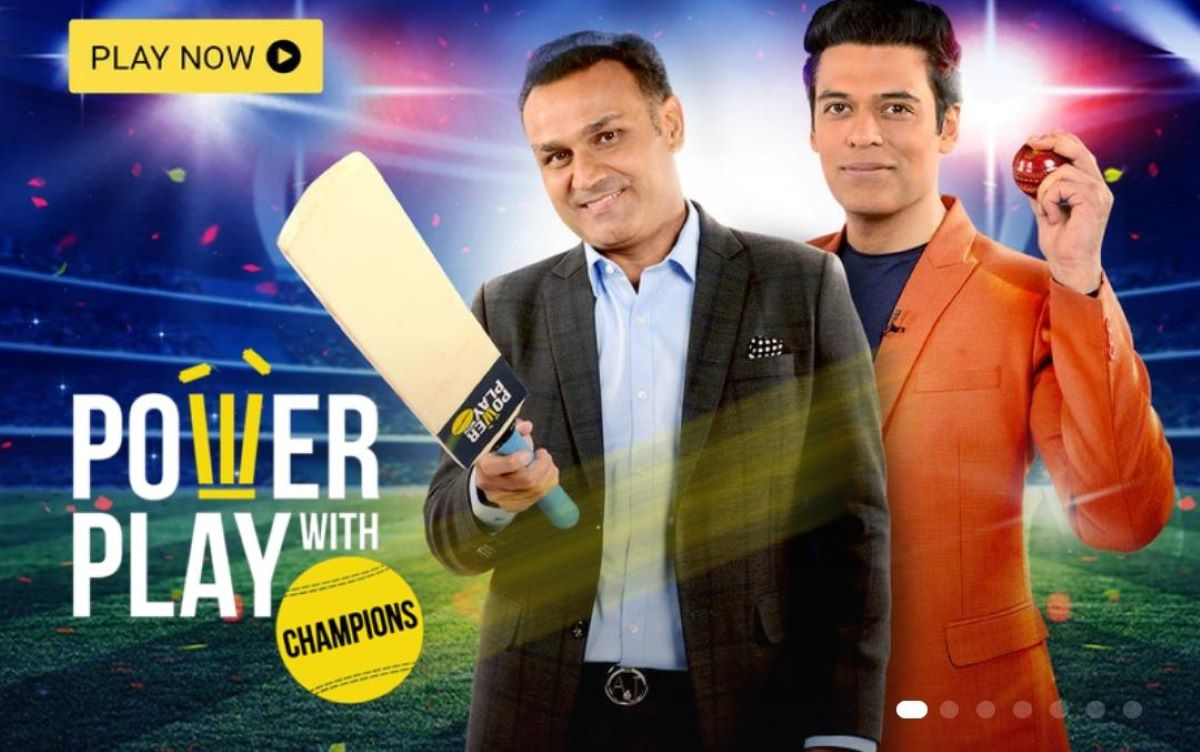 Flipkart Power Play With Champions