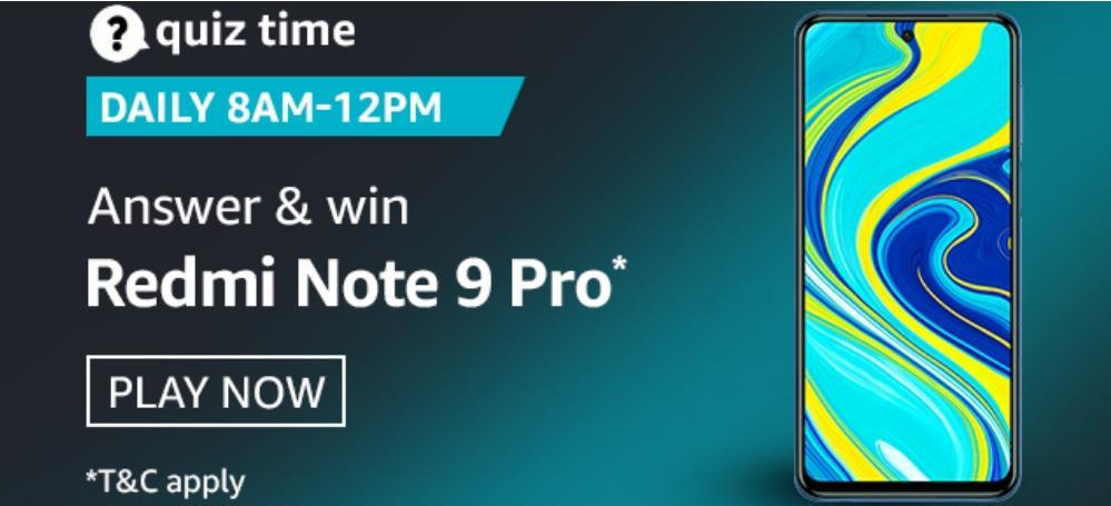 Redmi Note 9 Pro Mobile