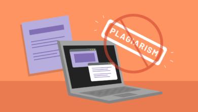 Reducing plagiarism