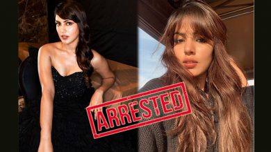 Sushant Singh Case: NCB arrests Rhea Chakraborty in drug angle!