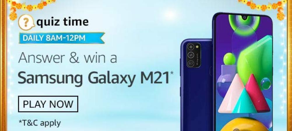 Samsung Galaxy M21 Mobile