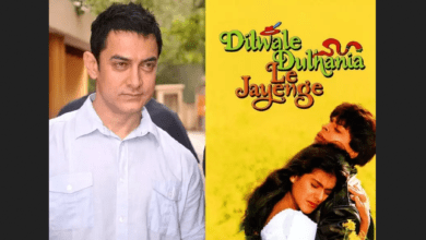 Photo of On the silver jubilee of DDLJ, here's what Aamir Khan had to say