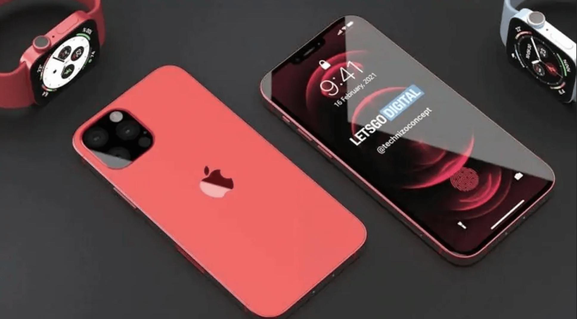 iPhone 14 Leaked Picture. Pic Courtesy: Technizo Concept/LetsGoDigital)