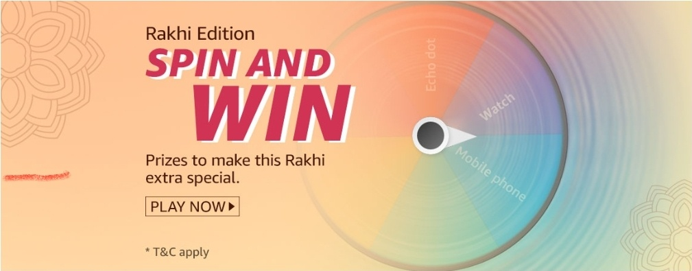 Amazon Rakhi Edition Quiz Answers