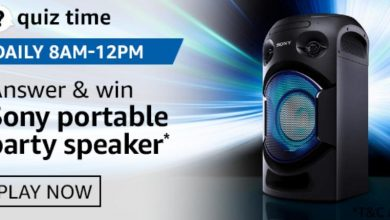 Sony Portable Party Speaker