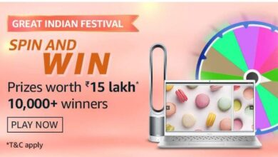 Spin And Win 15Lakh Rs