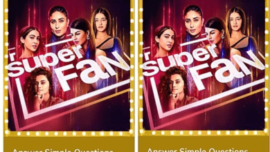 Super Fan Quiz Answers