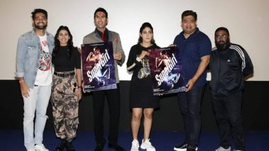 Photo of B Town Choreographer Sandeep Soparkar Launches 'SuperGirl' song's Teaser