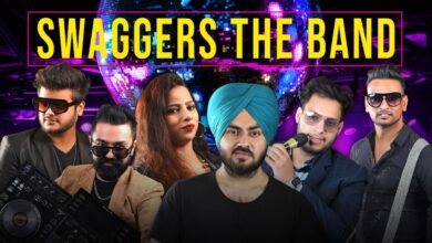 Swaggers The Band