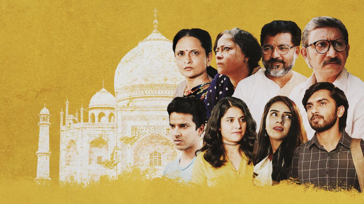 Taj Mahal 1989 Web Series