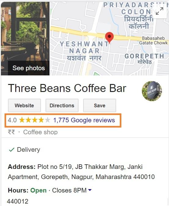 Three Beans Coffee Bar