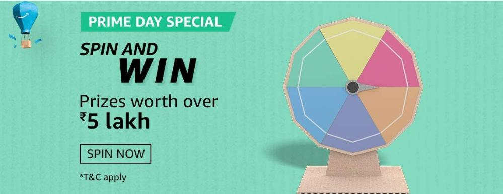 Amazon Prime Day Special Quiz 6 Answers