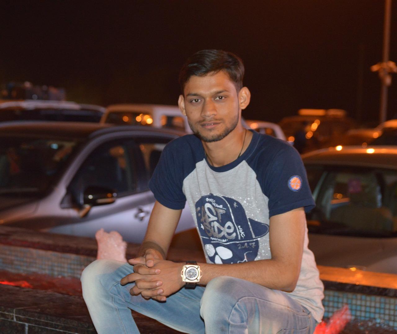 Entrepreneur Sachin kumar meena