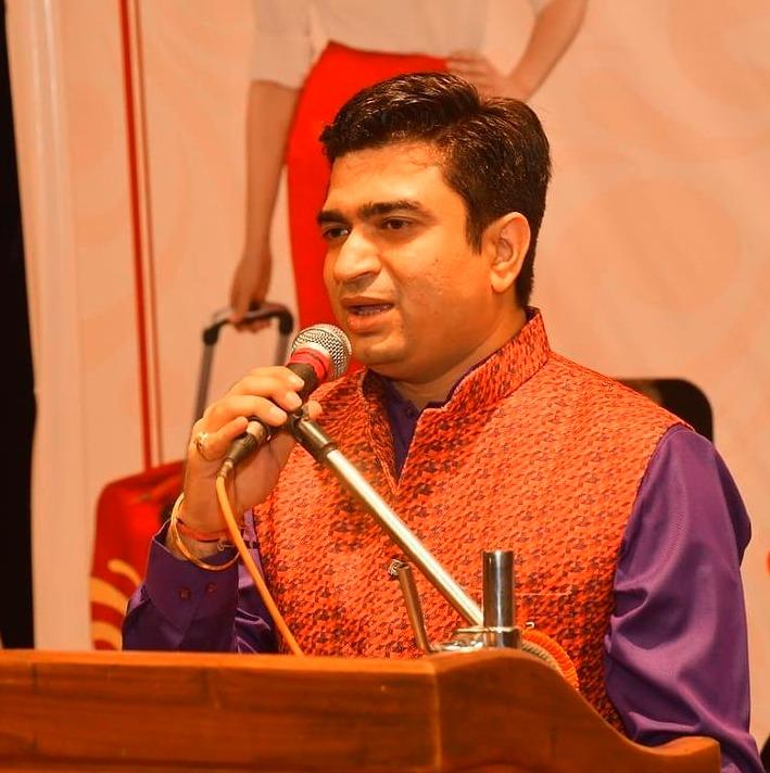Vrajesh Unadkat – A Politician & Social Philanthropist