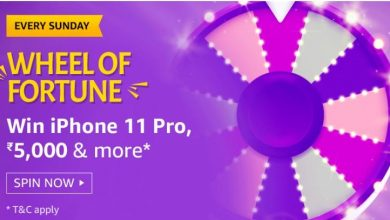 Photo of Amazon Wheel Of Fortune 02 Feb 2020 Quiz Answers: Play And Win iPhone Pro, 5000Rs And More
