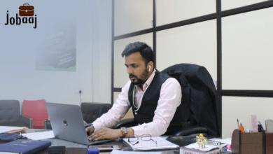 Saksham Agarwal at Jobaaj