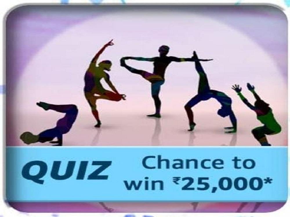 International Yoga Day Quiz Answers