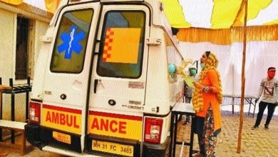 Photo of Nagpur doctors embarks with Unique Ambulance Services for People other than COVID-19 patients