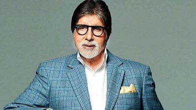 Photo of Amitabh Bachchan accepts that he has nothing to tweet about!