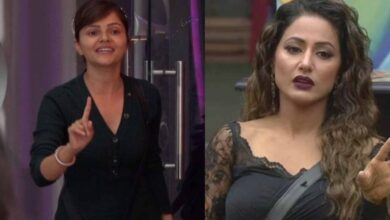 Photo of Bigg Boss 14 update: Hina Khan says she sees BB 14 winner in Rubina Dilaik