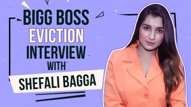 Photo of Shefali Bagga Mentioned in an interview what would have she done if she was at Rashami Desai's place