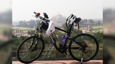 Photo of Separate 17kms bicycle lanes to be constructed to make city bicycle friendly