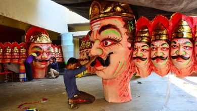 Photo of City Gears up for Dusshera Festival