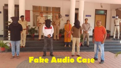 Photo of 3 Men Arrested for Making Audio on Fake News about COVID 19 Spread in Nagpur