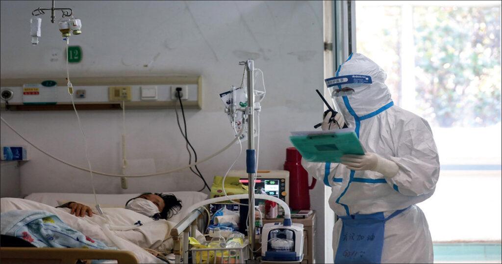 75 percent coronavirus patients