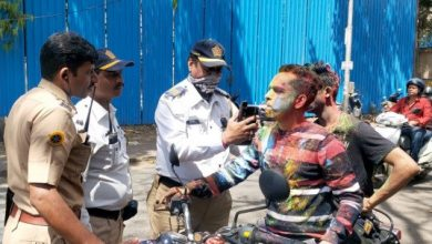 Photo of 1026 Booked for Drunk Driving in Holi in Nagpur