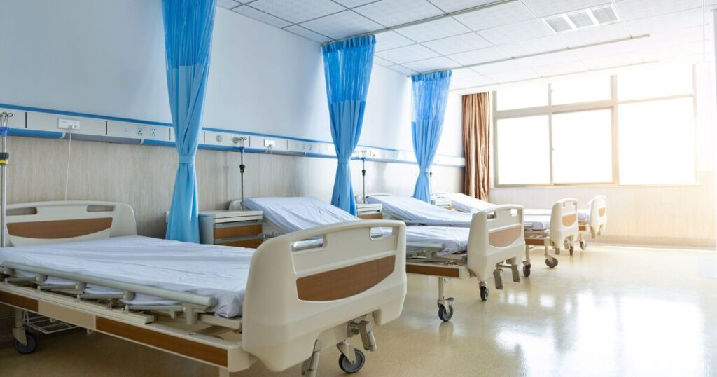 state approval hospital