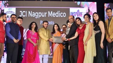Photo of City Gets Its Mr. & Mrs. Medico in the JCI Nagpur Medico Fashion Competition