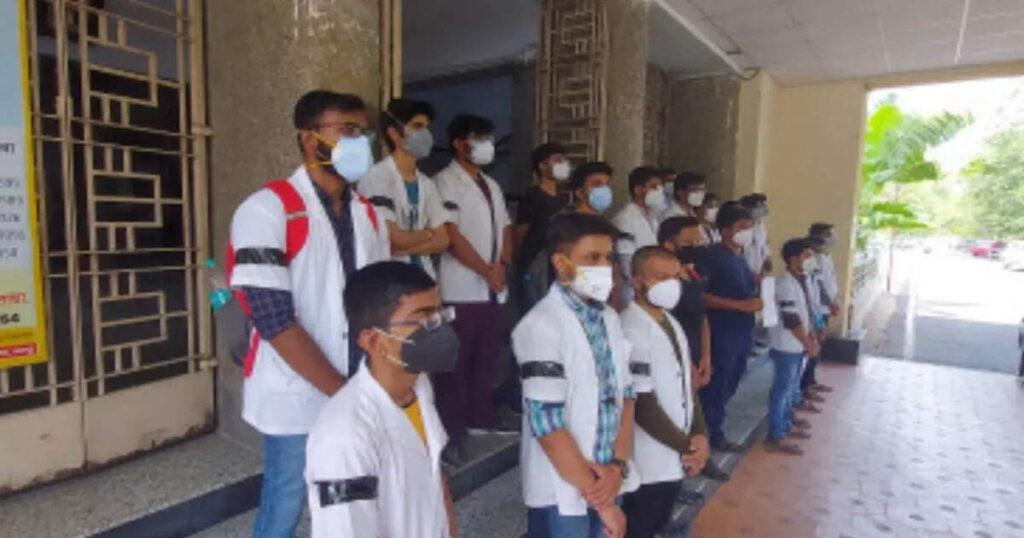 strike resident doctors