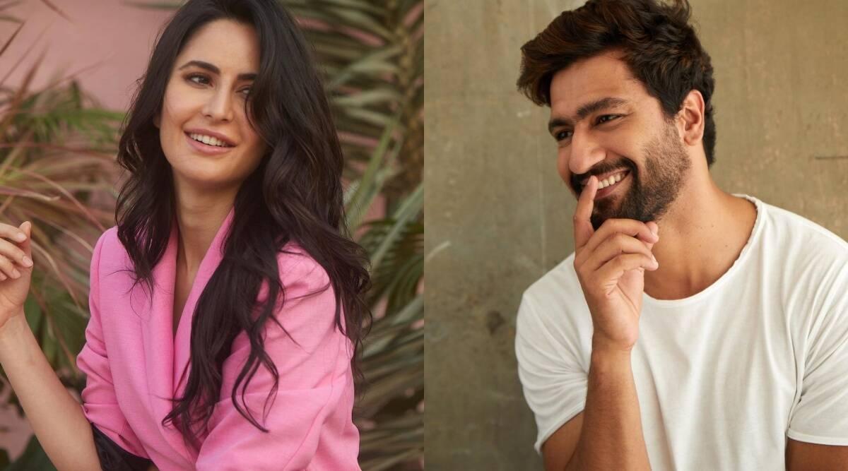 Vicky Kaushal and Katrina kaif engagement