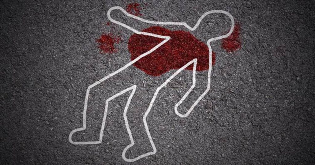 Man ends life after killing