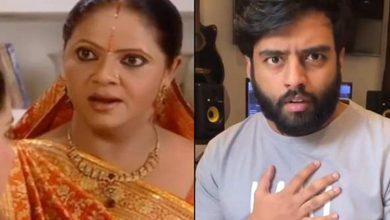 Kokilaben aka Rupal Patel reacts to 'rasode mein kaun tha' rap song