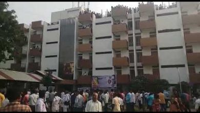 Photo of MLA Hostel Q-Centre in Bad Shape as 400 people go without food