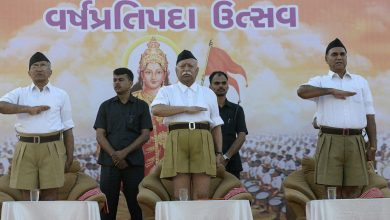 "Photo of ""We are responsible for whatever happens to our country"", states RSS Chief"