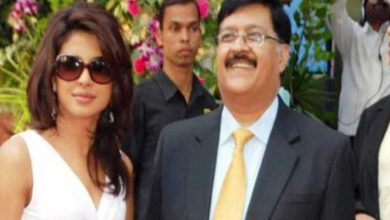 Photo of Priyanka Chopra posts throwback video on 70th birthday of her father