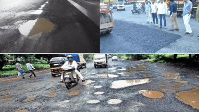 Photo of Potholes continue to Injure Nagpurians