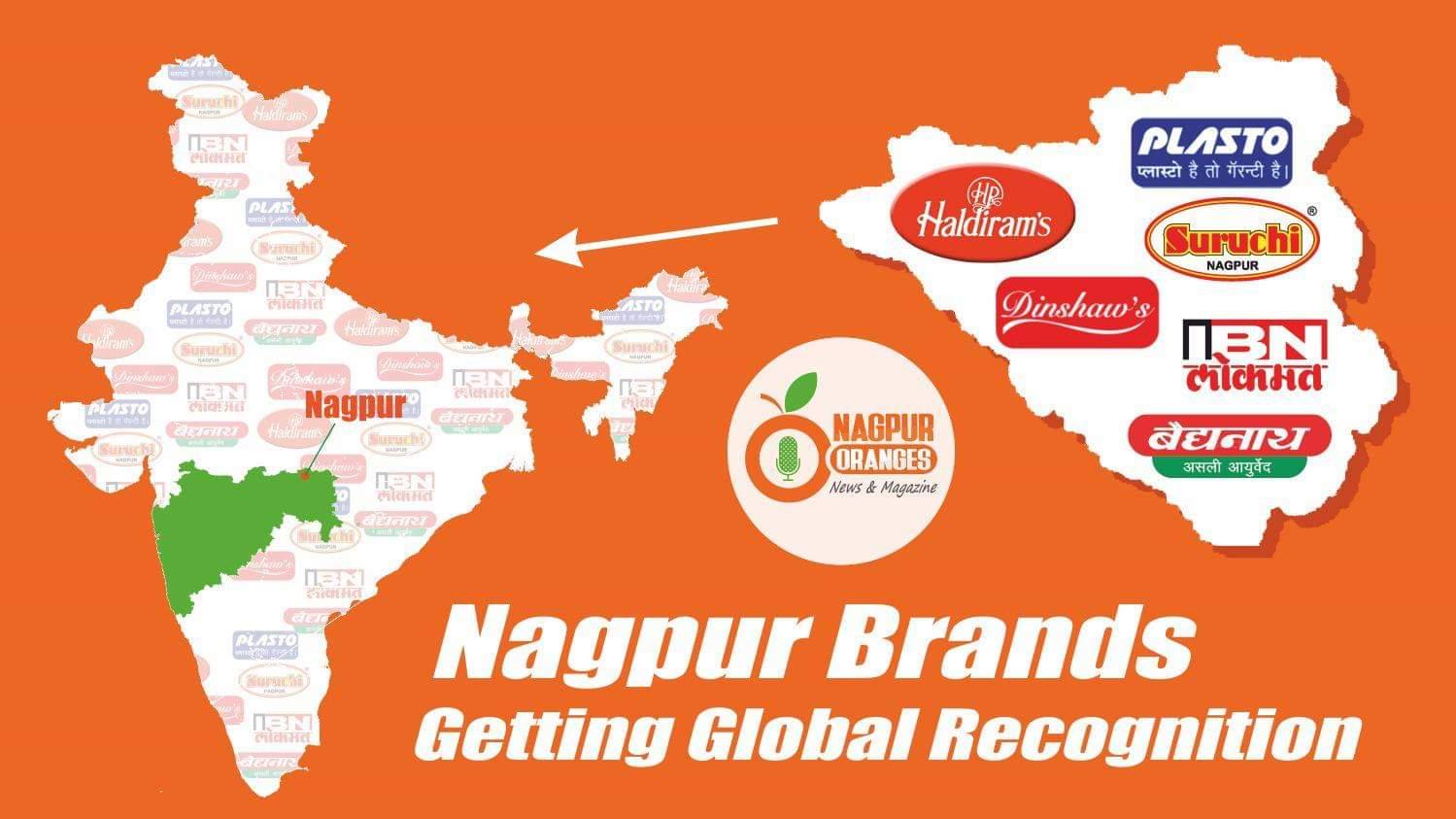 Nagpur Famous Brand