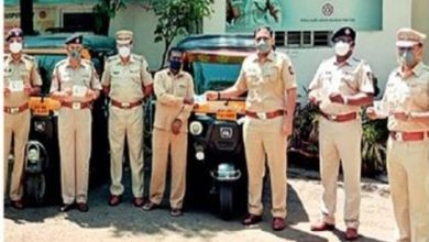 Photo of Nagpur Traffic Police To Install QR Codes Stickers on Auto Rickshaws