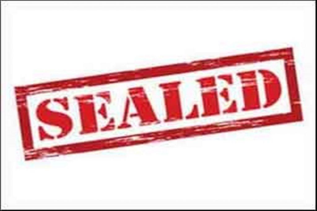 Nagpur Area Sealed