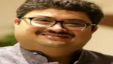 Photo of City Shiv Sena Gets a New Face Dushyant Chaturvedi as Publicty Chief