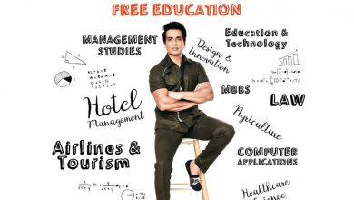Sonu Sood launches scholarship program for underprivileged students