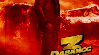 Photo of Sudeep 1st Look Poster from Dabangg 3 Out, catch the actor in an intense look