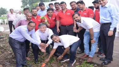 Photo of Mitsubishi Electric India Pledges to Make Nagpur Green