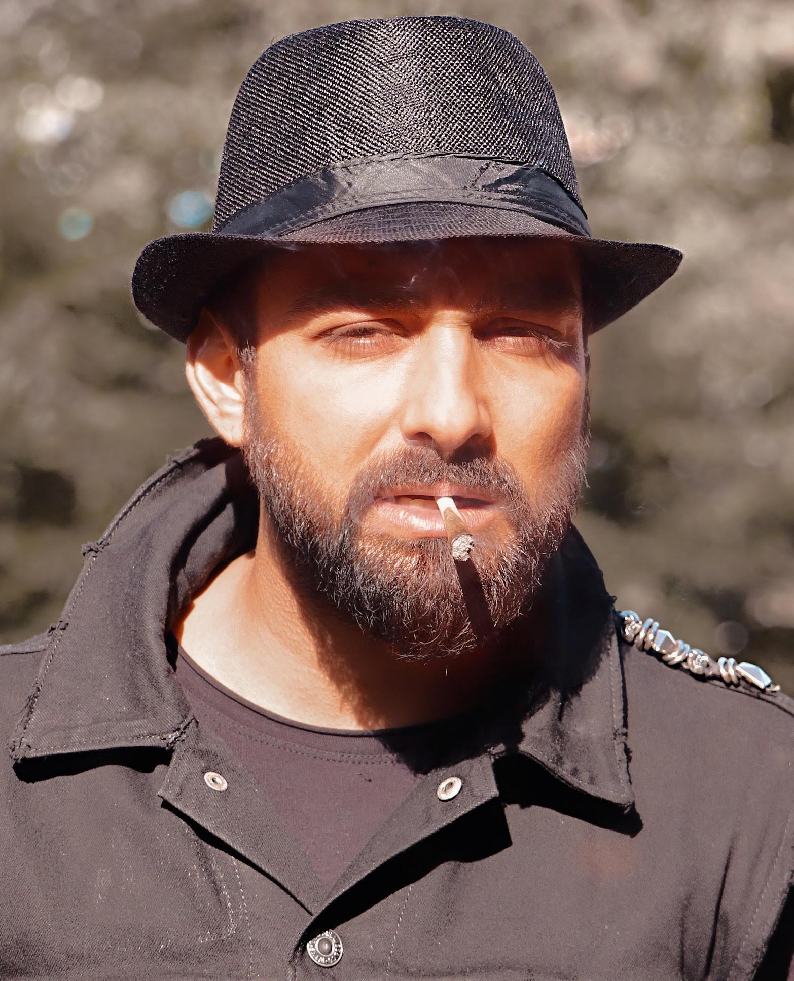 Actor Feroz Khan